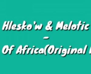 Hlesko'w Cry Of Africa Mp3 Download