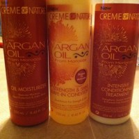 The Cream of Nature Argan Oil Experience