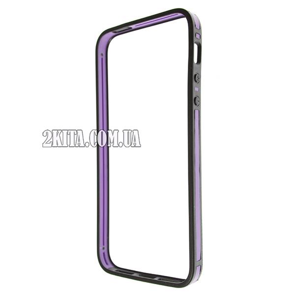 ЧЕХОЛ БАМПЕР СИЛИКОНОВЫЙ SLIM ДЛЯ Apple iPhone 5G 5S • 2KITA.COM.UA 2eb09eb1dfea7