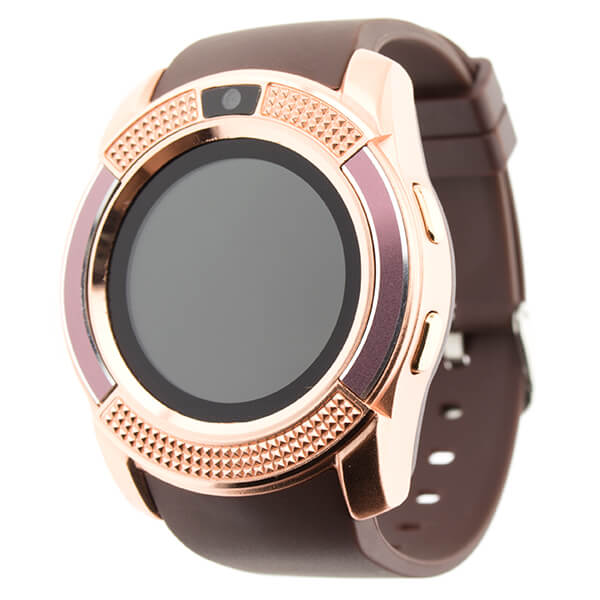 Умные часы Smartwatch V8 Rose gold