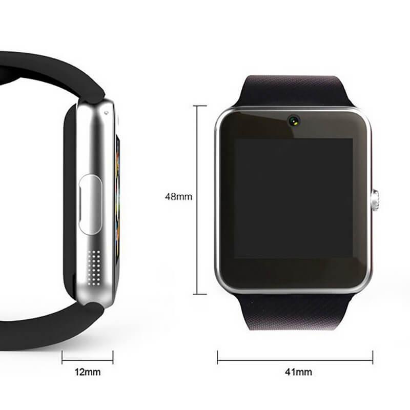 Умные часы-телефон Smart Watch GT08