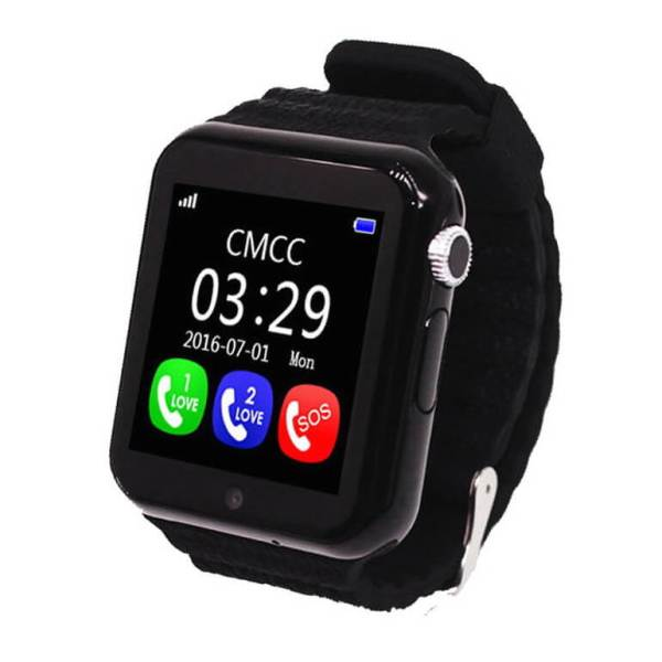 GPS смарт-часы Smart Watch V7K Black