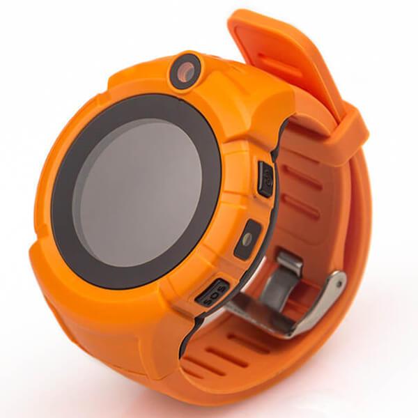 Детские GPS часы Smart Baby Watch Q360 (G610) Orange