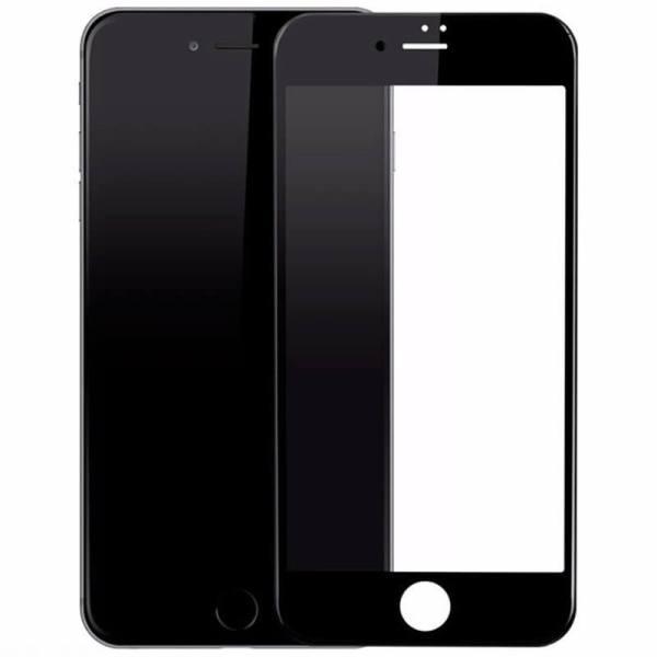Защитное стекло Full Cover 6D для Apple iPhone_Black