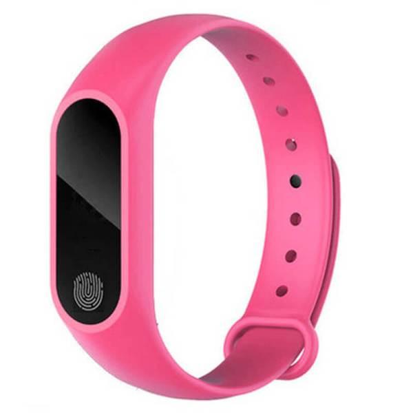 Фитнес Браслет Smart Band M2 Pink