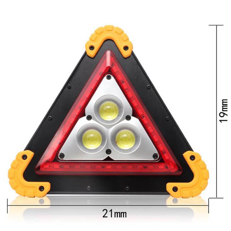 Знак аварийной остановки LED Прожектор
