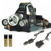Мощный налобный фонарь RJ 3000 33628