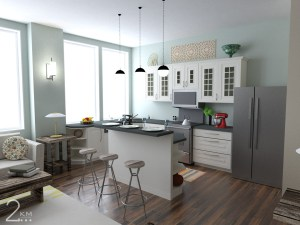 high-rise-residential-kitchen