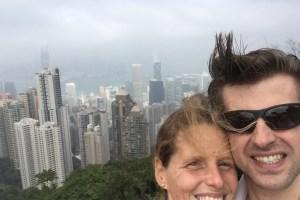 Grüße aus Hongkong