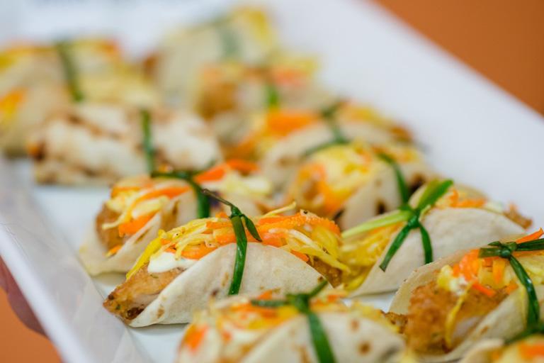 5 Scrumptious Wedding Food Trends