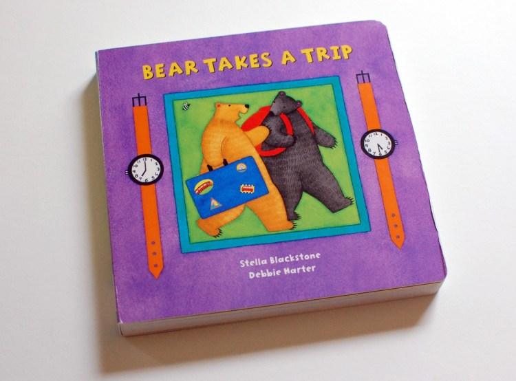 I'm jealous of Bear's trip-taking.