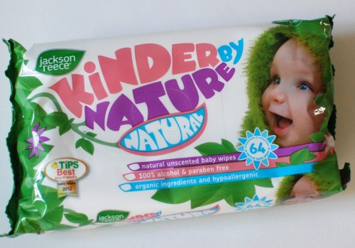 Kind wipes.