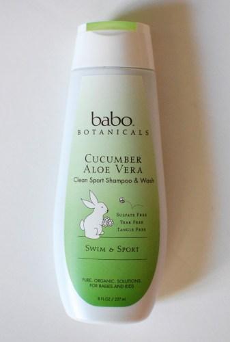 Babo Botanicals Wash