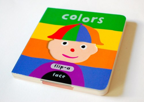Flippy flip book.