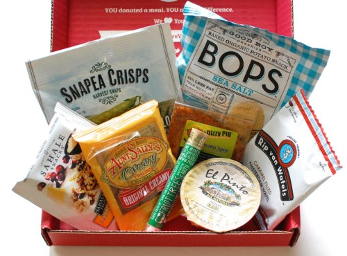 Box o' food!