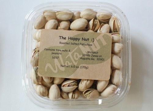The Happy Nut