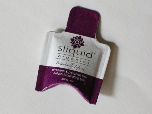 Sliquid organics personal lube