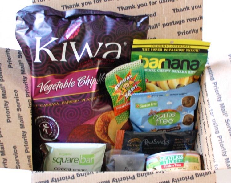 Vegan Cuts Snack Box