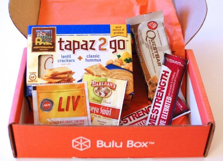 Bulu Box December 2013 Review & 50% Off Discount Code