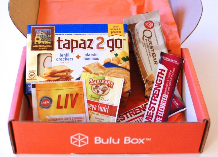 Bulu Box December 2013 Review & 50% Off Discount Code