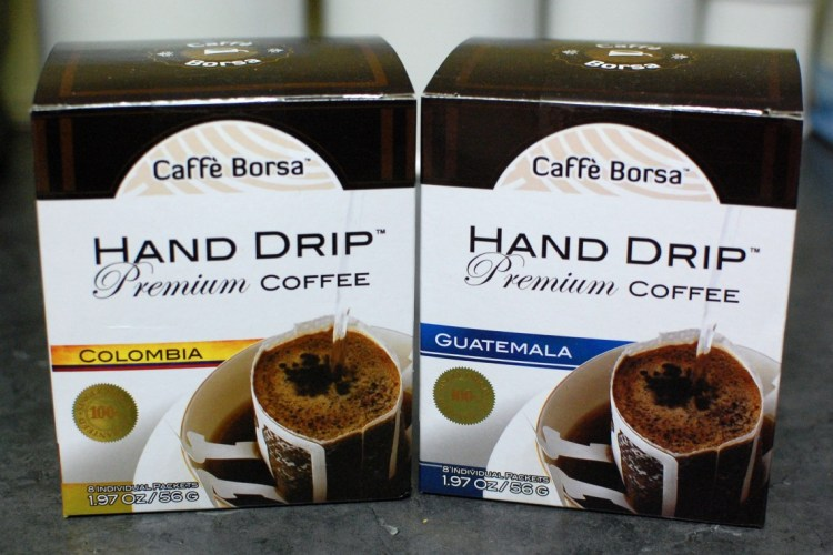 Caffe Borsa Coffee Review & Giveaway! Ends 1/27/14
