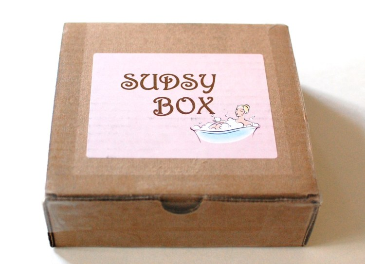 Sudsy Box Review, Discount Code & Giveaway! Ends 5/3/14
