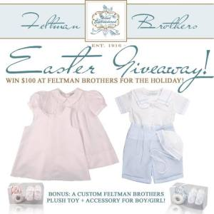 Feltman Brothers Easter Giveaway!