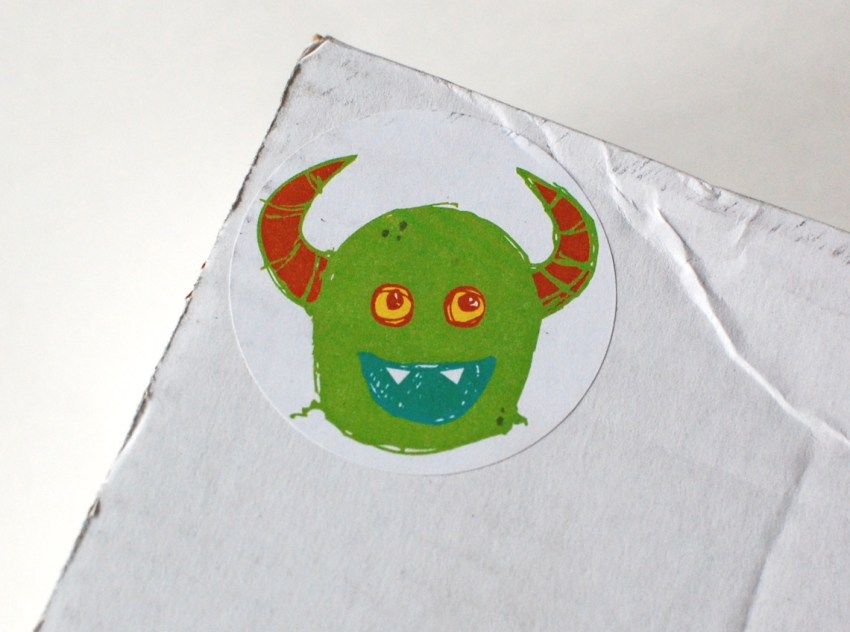 M is for Monster Box Review
