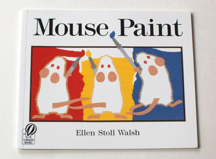 Mouse Paint book cover