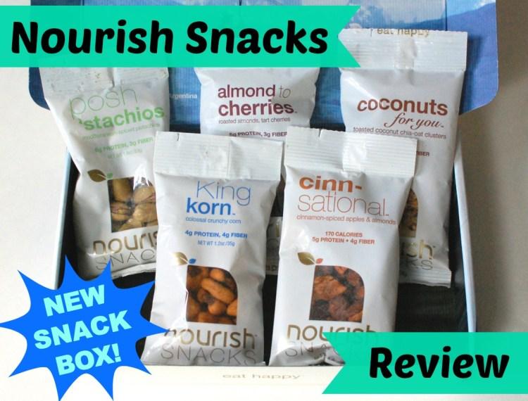 Nourish Snacks Review