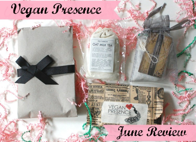 Vegan Presence June 2014 Review – The Final Month