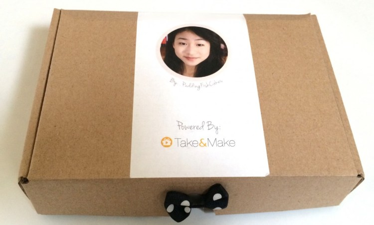 Helga's DIY kit on Take&Make