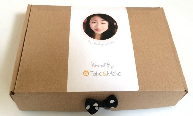 Helga's DIY kit on Take&Make