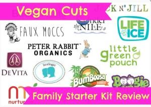 Vegan Cuts Family Starter Kit Review