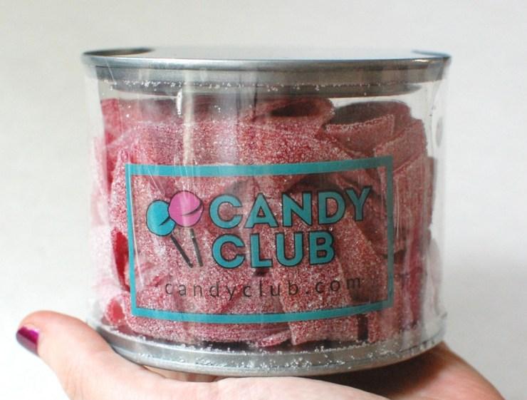 Candy Club cherry belts