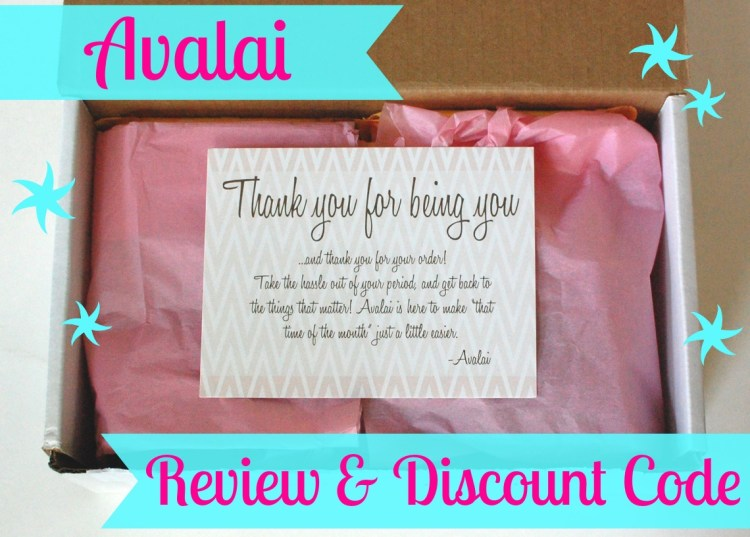 New Time of the Month Subscription – Avalai Review & Discount Code