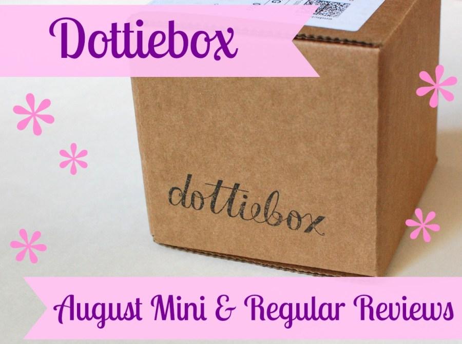 Dottiebox August Mini & Regular Reviews