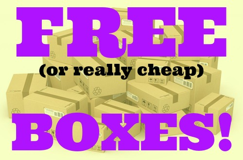 FREE (or really cheap) Box List Updated! — Includes FREE Citrus Lane Box!