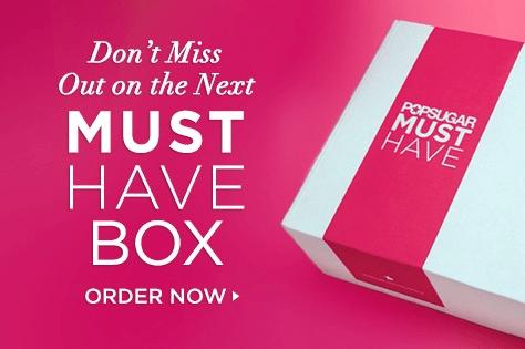 POPSUGAR Must Have box - order now