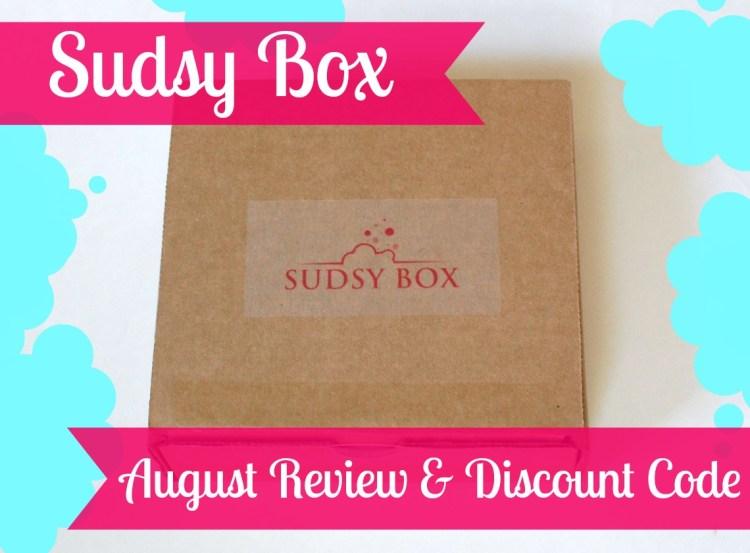 August 2014 Sudsy Box