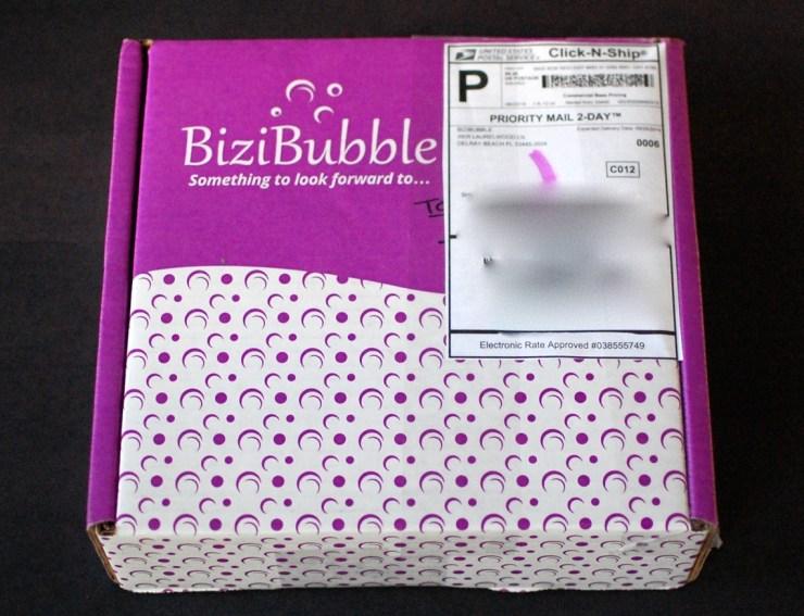 BiziBubble box