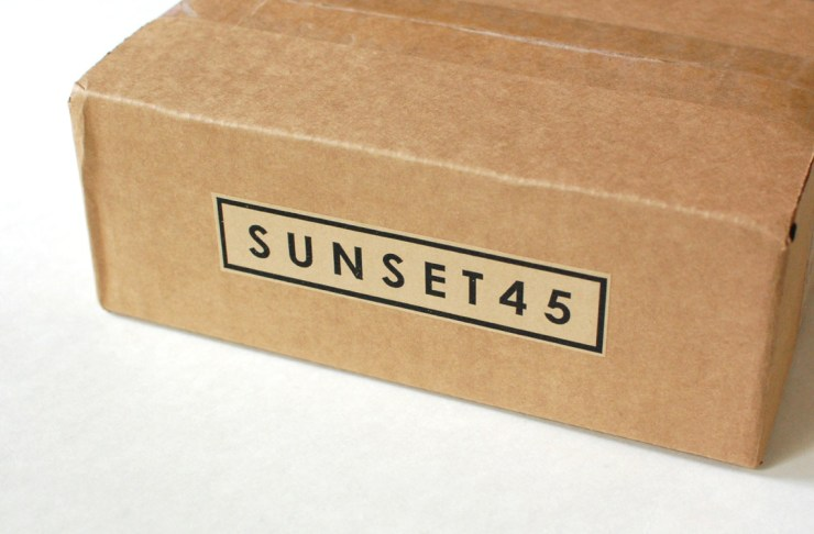 Sunset 45 box