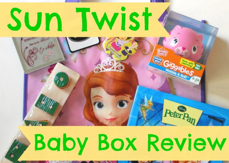 Sun Twist Baby Box Review