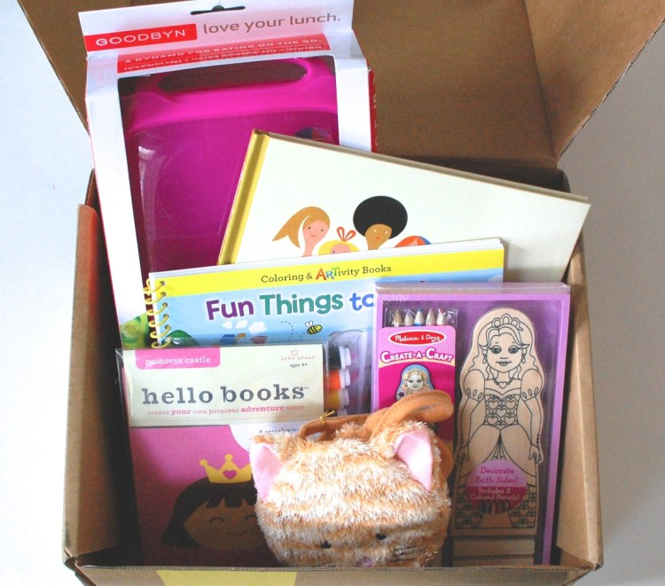 Citrus Lane Mystery Box October 2014 Review & Discount