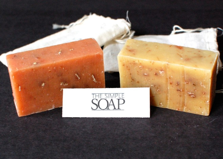 The Simple Soap October 2014 Review
