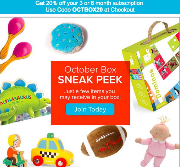 Citrus Lane October 2014 spoilers & coupon code