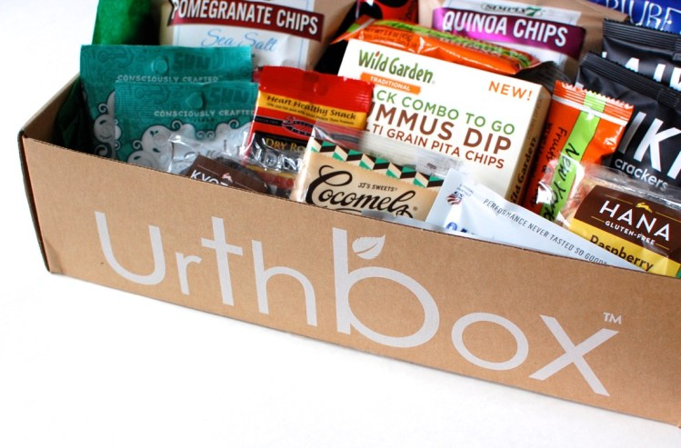 Urthbox November 2014 Vegan Box Review & Discount