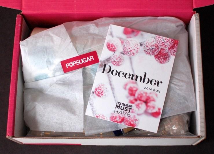 Popsugar Must Have December 2014