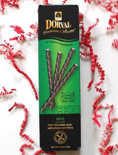 Dorval mint chocolates