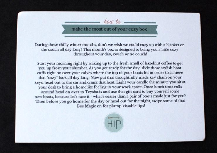 The Hip Humanitarian December 2014